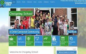 Chaigeley School Website